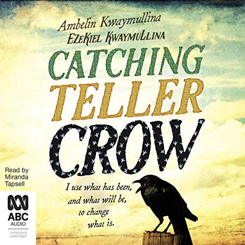 Catching Teller Crow audiobook cover art