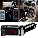 BOKA® BC-06 Car Bluetooth MP3 Audio Player FM Transmitter Modulator Car Kit LCD