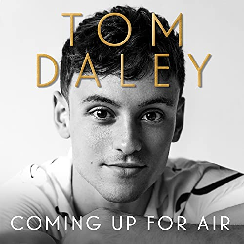 Coming Up for Air Audiobook By Tom Daley cover art