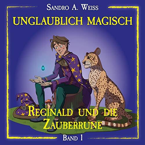 Reginald und die Zauberrune Titelbild