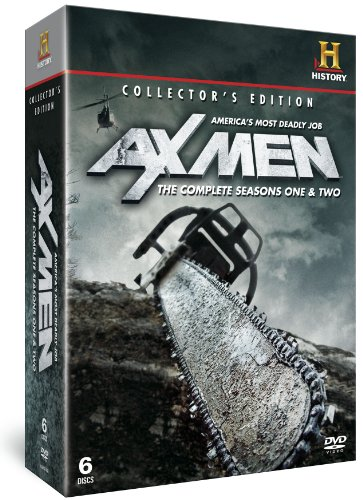 Ax Men - Seasons 1+2