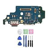 Puerto de Carga USB Conector de Cable, Placa de Cable de Cargador USB, Pieza de Repuesto para teléfono móvil, para S21 Ultra 5G G998U / G998D / G9980