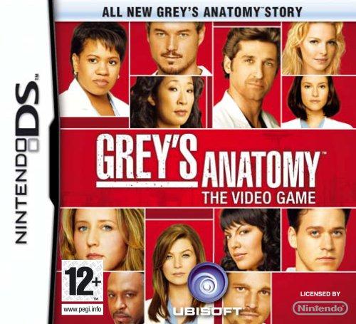 Ubisoft  Grey's Anatomy: The Video Game