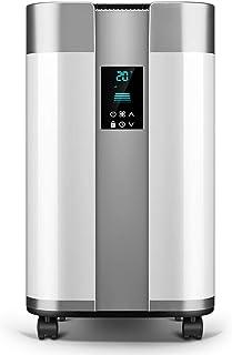 XYW-0007 Calefactor Eléctrica Calefactor Aluminio disipación de Calor Inteligente Ahorro de energía Mudo hogar radiador protección múltiple Control Remoto Ajuste de Cuatro velocidades 2200W