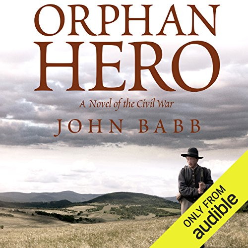 Orphan Hero audiobook cover art
