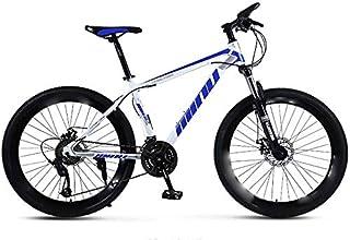 Brushes Montaña for Bicicleta 26 Pulgadas 21 Velocidad del Freno de Disco absorción de Choque de Bicicletas