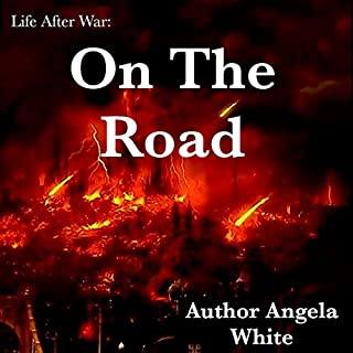 On the Road audiobook cover art