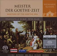 Masters of the Goethe Era by State Orchestra Weimar (2008-12-15)