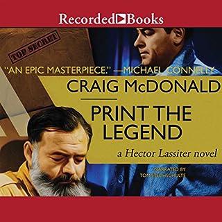 Print the Legend audiobook cover art