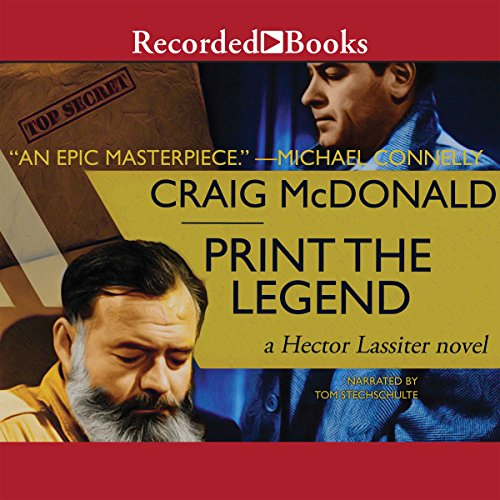 Print the Legend audiobook cover art