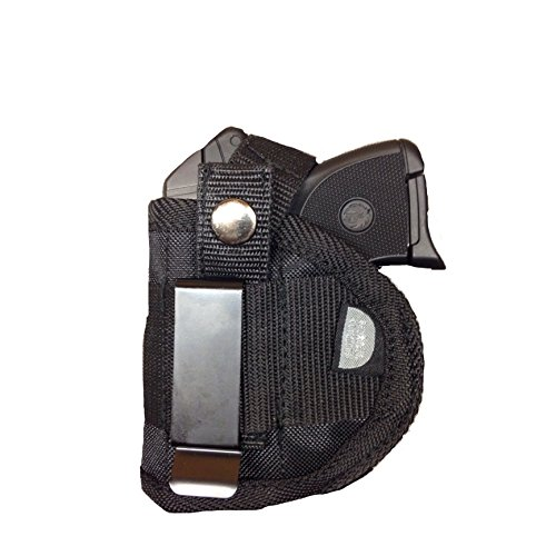 Pro-Tech Outdoors Concealed in The Pants/Waistband Holster for Smith and Wesson Bodyguard 380 with or Without Laser