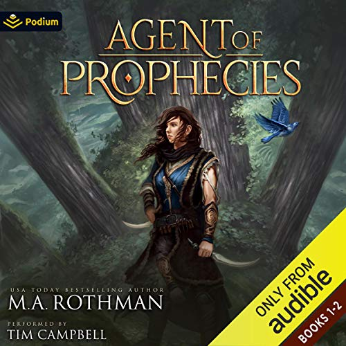 Agent of Prophecies: Publisher's Pack cover art