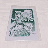 名探偵コナン コナンプラザ 劇場版 ゼロの執行人 原画 ポストカード