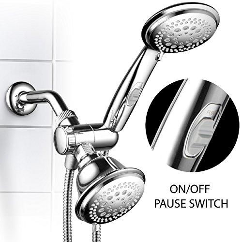HotelSpa Ultra Luxury 42-Setting Showerhead/Handheld Combo
