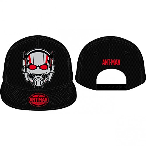Casquette Snapback Marvel Ant-Man - Head Badge
