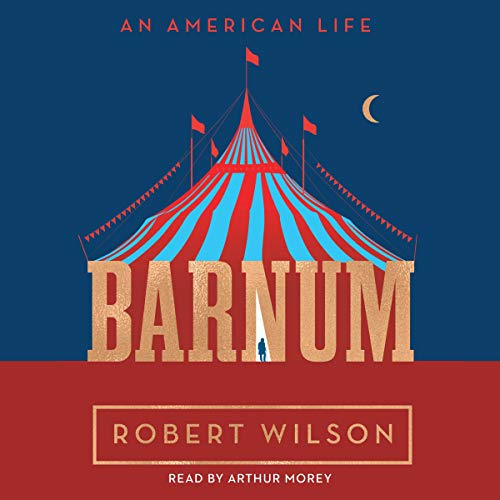 Barnum audiobook cover art