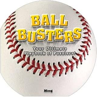 Spinner Books Ball Busters - Baseball