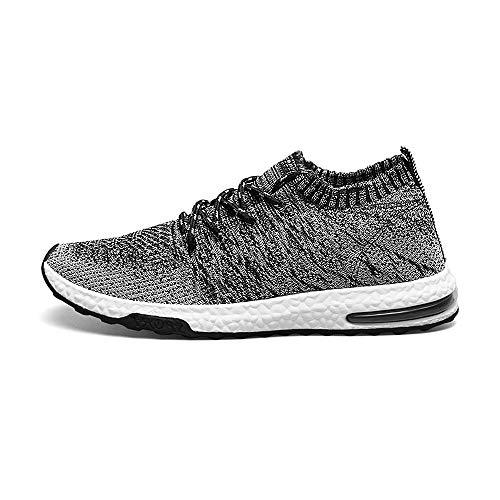 Zapatos para Correr Deportes en Montaña Asfalto, Zapatillas de Running Deportivos para Hombre Unisex