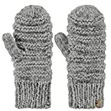 Barts Damen Handschuhe Grau One Size