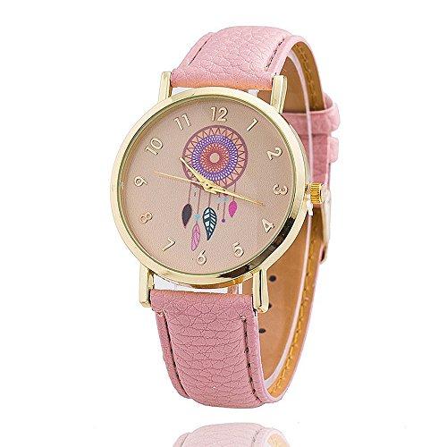 SoulSisters Armbanduhr Dreamcatcher Uhr mit Traumfänger Motiv