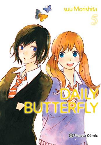 Daily Butterfly nº 05/12 (Manga Shojo)