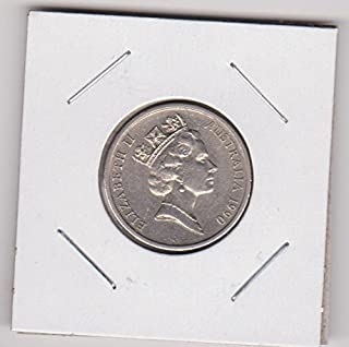 1990 Australia Capped Bust to Right Dime Choice Extremely Fine