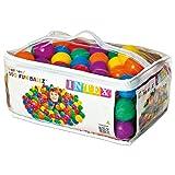 Intex 49602NP - Pack 100 bolas multicolor de 6,5 cm diámetro