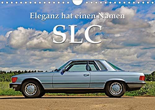 SLC Eleganz hat einen Namen (Wandkalender 2021 DIN A4 quer)