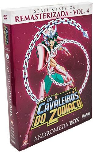 Cavaleiros Zodiaco Serie Classica Remasterizada