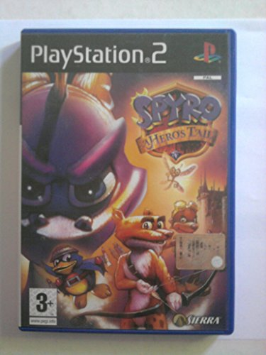 Spyro:a Hero's Tail-(Ps2)
