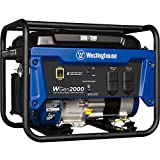 Westinghouse WGen3600DF Dual Fuel (Gas and Propane) Electric Start Portable Generator 3600 Rated 4650 Peak Watts, CARB Compliant