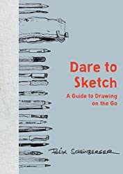Studio 56 recommends urban sketcher, Felix Scheinberger's Dare to Sketch: A Guide to Drawing on the Go, an inspirational, instructional, and visually stimulating guide to sketching and drawing.