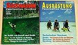 2 Bücher der Zeitschrift tauchen: BAND 1: SÜSSWASSER - Im Reich von Frosch und Hecht + BAND 2: AUSRÜSTUNG - Technisches Tauchen - Faszination Tauchen