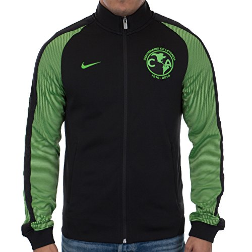 Nike Club America N98 Track Jacket [Black] (M)