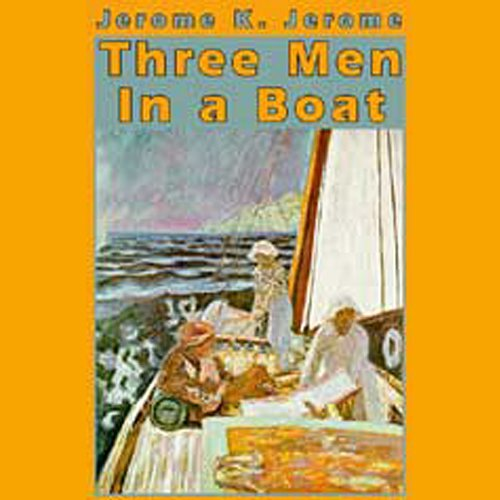 Three Men in a Boat     (To Say Nothing of the Dog)              By:                                                                                                                                 Jerome K. Jerome                               Narrated by:                                                                                                                                 Frederick Davidson                      Length: 6 hrs and 39 mins     84 ratings     Overall 4.0