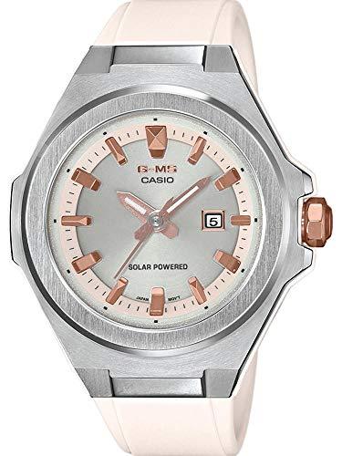Casio Reloj Analógico para Mujer de Cuarzo MSG-S500-7AER