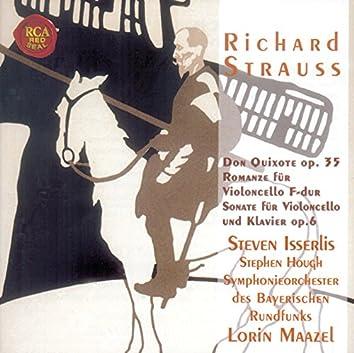 R.Strauss: Don Quixote - Complete Works for Violoncello
