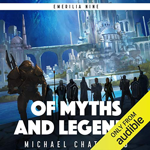 Page de couverture de Of Myths and Legends