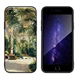 Berkin Arts Carl Blechen para el Caso del iPhone 7&iPhone 8/Estuche para teléfono móvil de Silicona ...