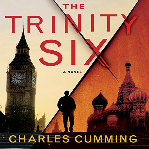The Trinity Six cover art