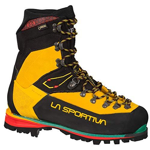 La Sportiva Nepal EVO GTX, Scarpe da montagna da uomo, Giallo, 46 EU