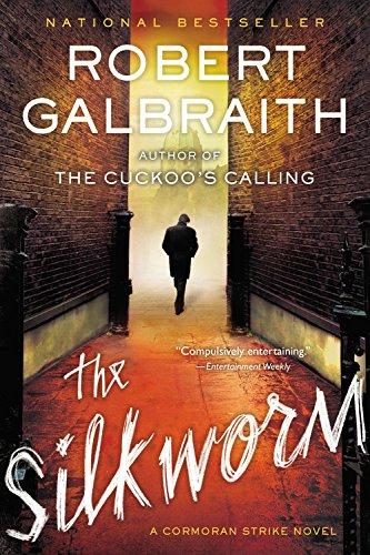 The Silkworm (A Cormoran Strike Novel (2))