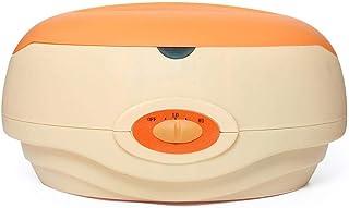 Calentador de Parafina Baño Cera de Parafina 150W Calentador de Cera Para manos y pies Orange Starter Set
