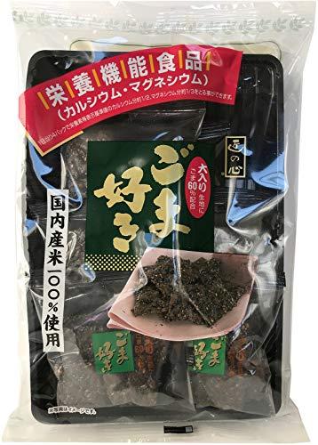 丸彦製菓 ごま好き 112g ×12袋