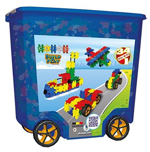 Clics CB800 - Rollerbox, 800 Stück