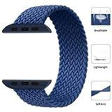 Zoom IMG-2 meliya cinturino intrecciato compatible con