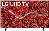 """LG 50UP8000PUR Alexa Built-in 50"""" 4K Smart UHD TV (2021)"""