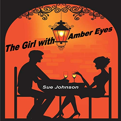 The Girl with Amber Eyes cover art