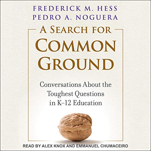 A Search for Common Ground cover art