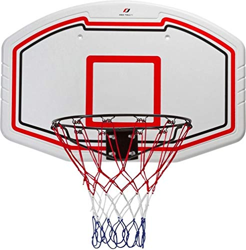 Pro Touch Basketball Board-Set Harlem (Farbe: 001 weiß)